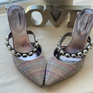 Jeffrey Campbell Private Event Mule - Size 6
